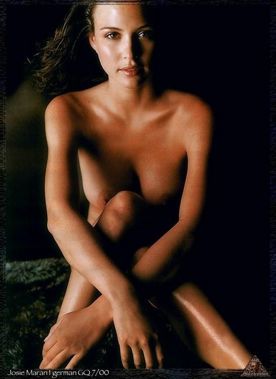 Josie maran nude pics