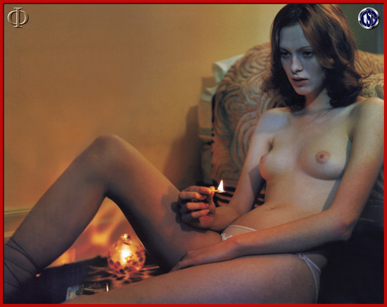andrea elson naked