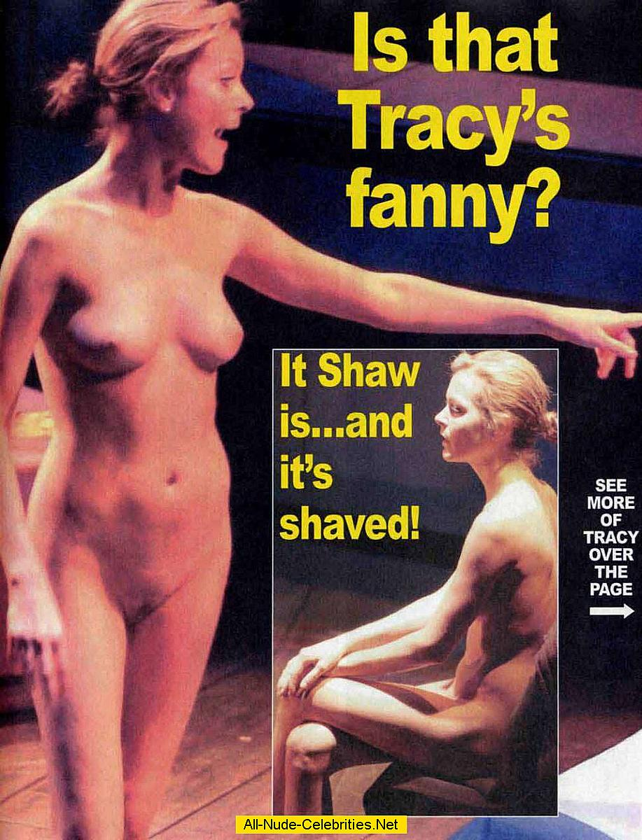 tracy shaw topless