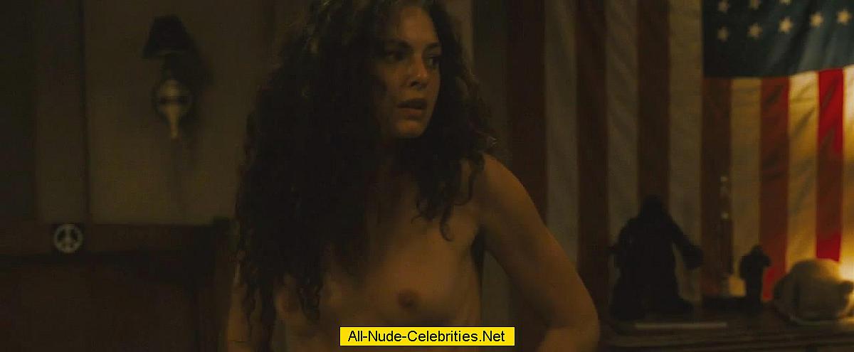 Alexa Davalos Nude Pic