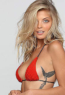 Alina Boyko sexy in various bikinies photoset