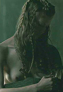 Alyssa Sutherland scans and topless vidcaps