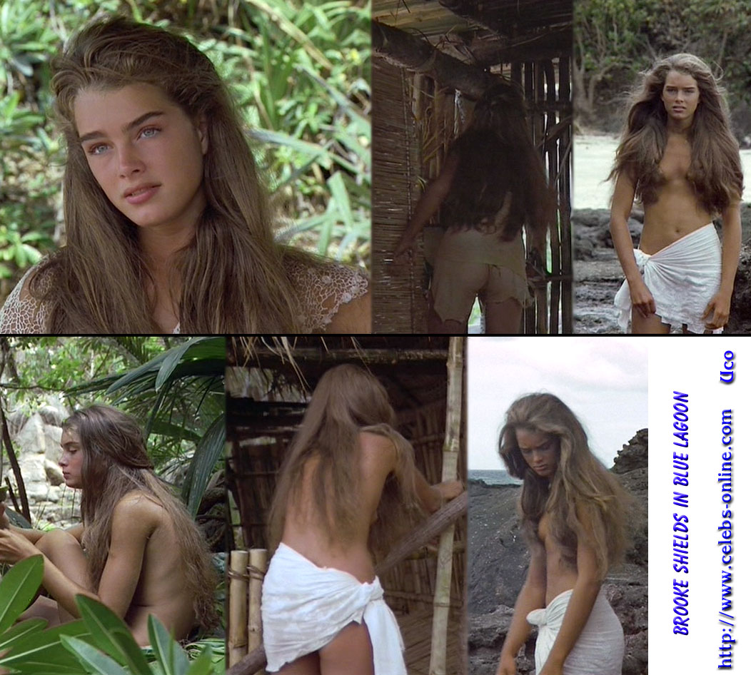 Confirm. german brooke shields nude think, what
