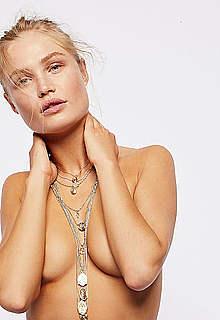 Camilla Christensen sexy and braless photos