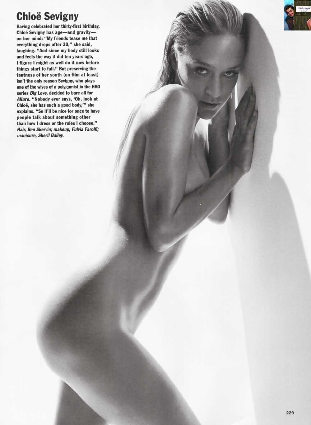 Naked celeb cloe sevigny