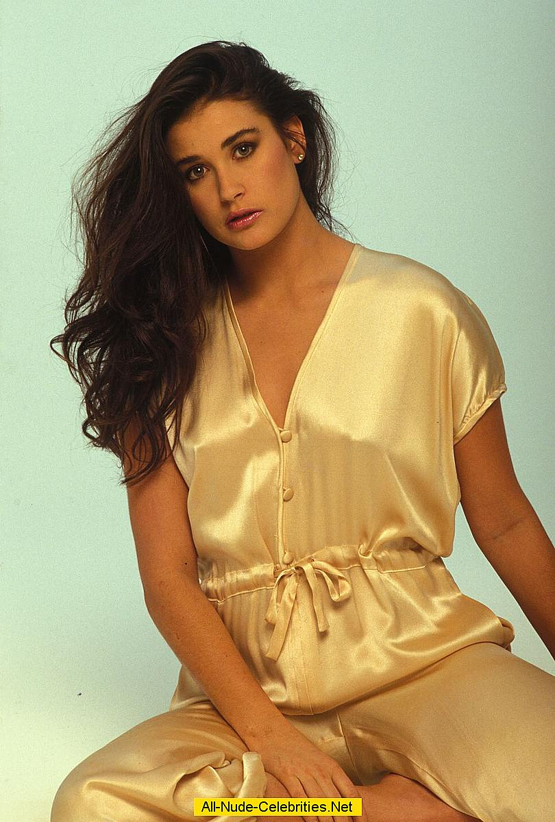 Nude pics of demi moore Nude Photos 31