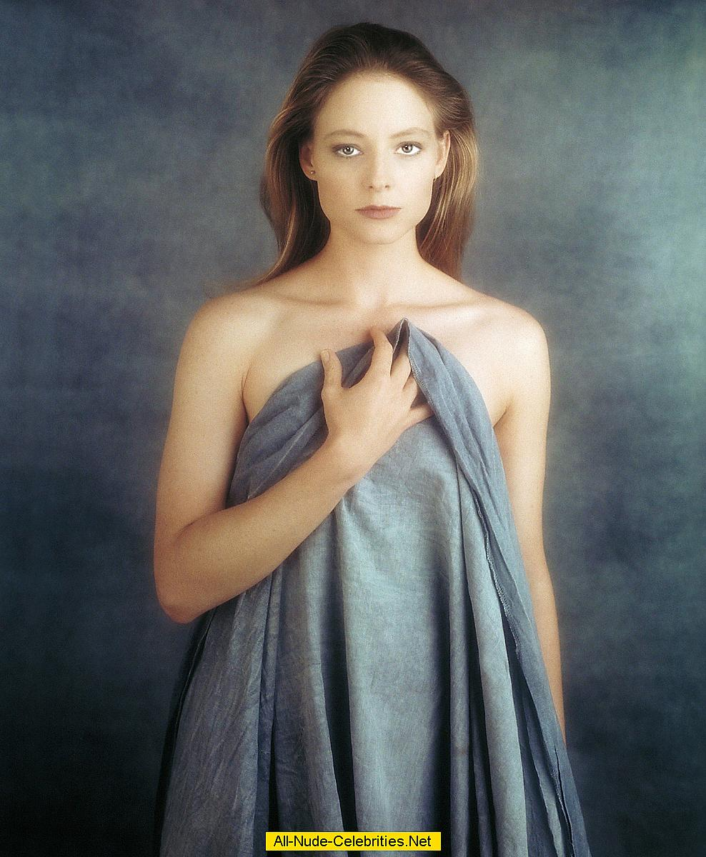 Jodie Foster Various Sexy Scans From Mags