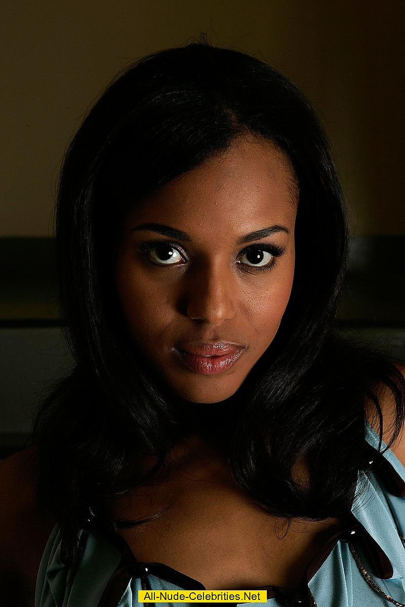 Nude Pics Of Kerry Washington