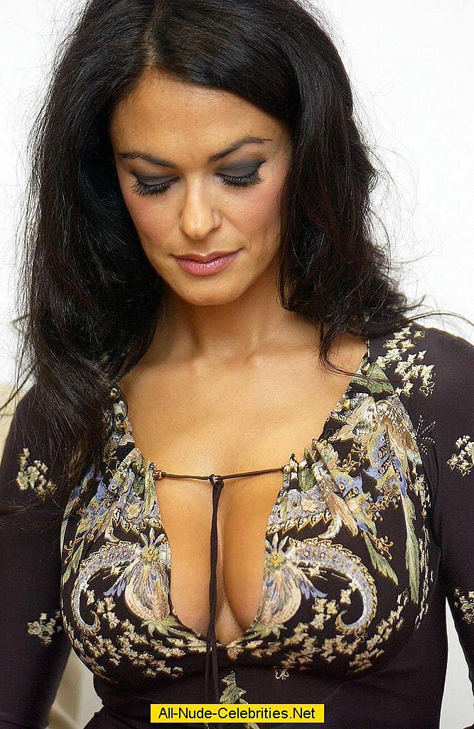 Top model frontal nude