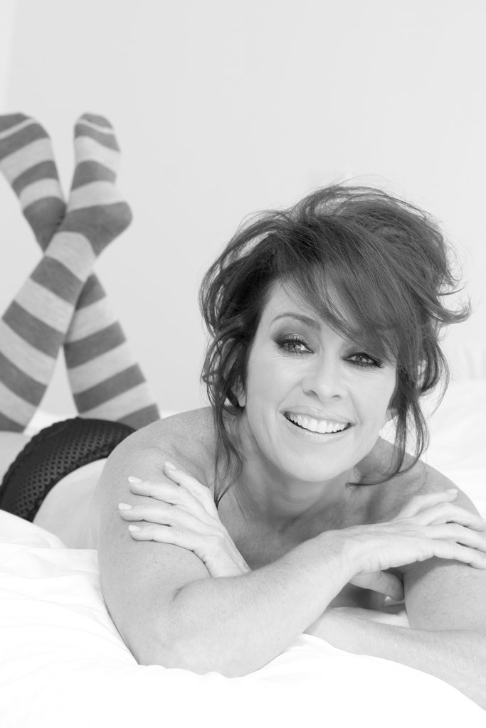 patricia heaton in bed