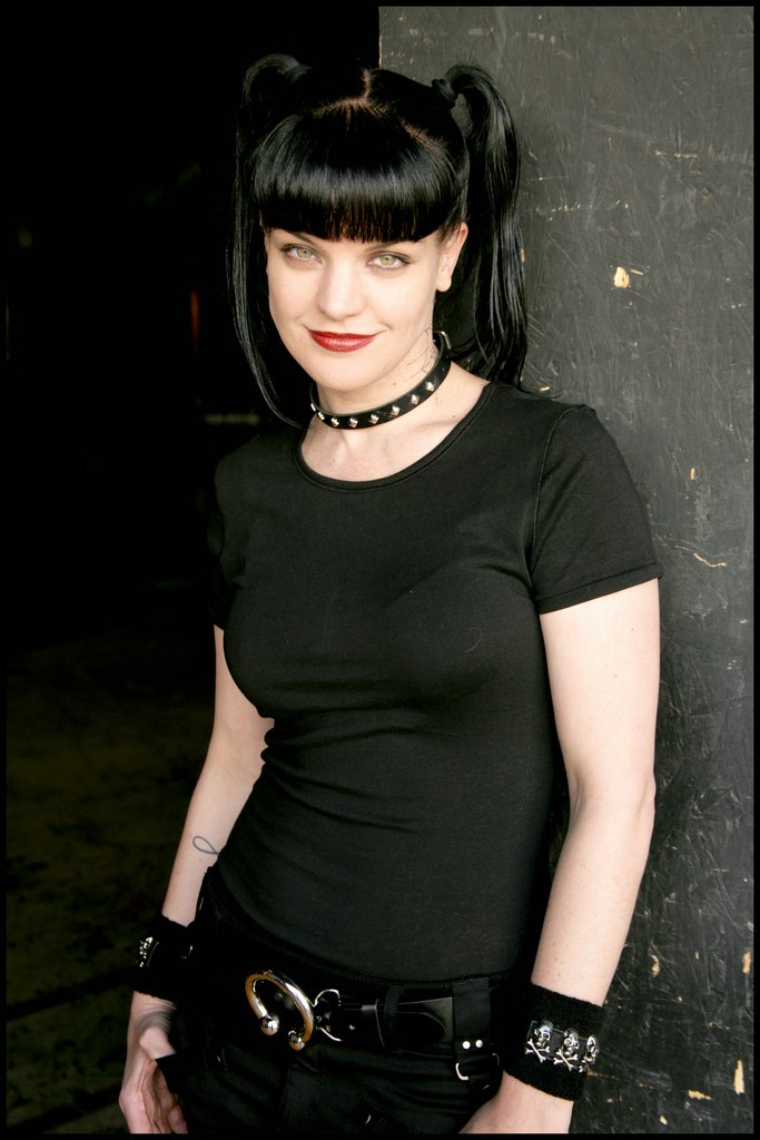 Pauley perrette fake naked — pic 6