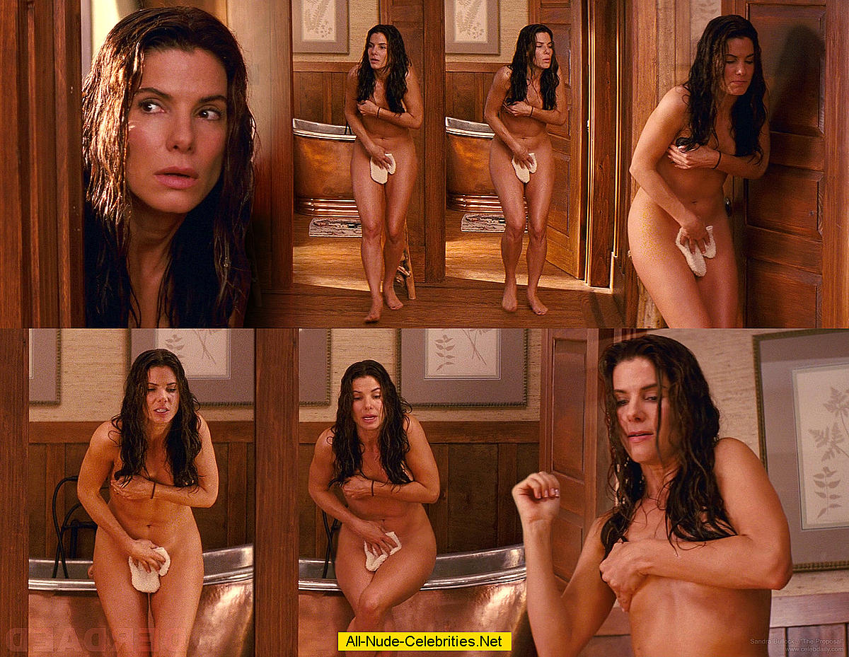 Naked sex with sandra bullock porn gallery