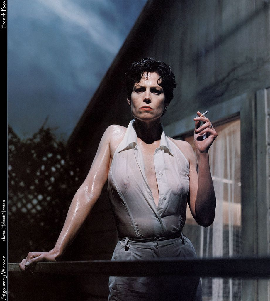 Sigourney Weaver Naked 9 Photos #TheFappening