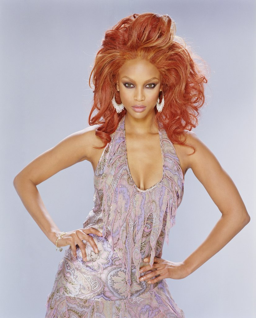 80 Best Tyra Banks images | Models, America's next top ...